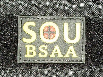 RESIDENT EVIL BSAA SOU - CHRIS - PVC PATCH