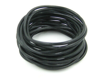 New High Quality 60 Piece Black Jelly Bracelet Set #B1007-60
