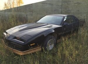 1984 Trans Am- ONE OWNER!