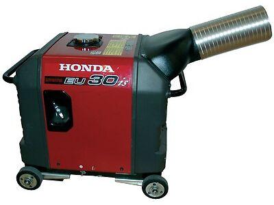 Honda EU3000is generator overdo set-up. Directs use up limit boundary.