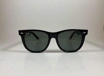RAY-BAN Sunglasses Original Wayfarer Green Classic GlassLens G15 RB2140 901 54mm