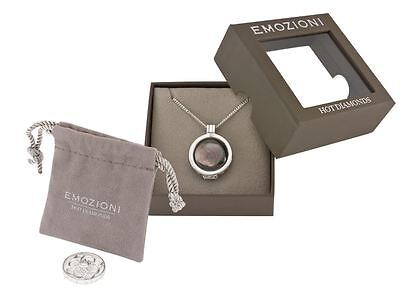 Hot Diamonds Emozioni Necklace with 2 coins included 70% saving!!