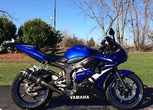 2007 Yamaha R6S