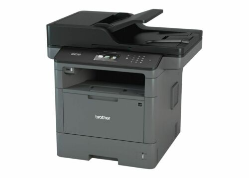 Brother Black-and-White All-In-One Laser Printer DCP-L5650DN