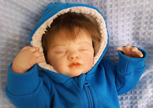 Reborn Baby Doll - approx 20 inches Mount Waverley Monash Area Preview