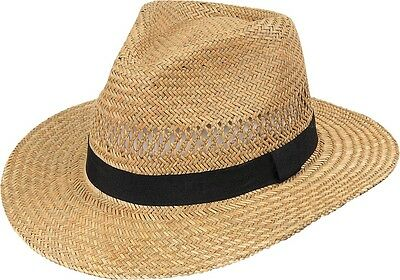 Scippis Havanna Strohhut Sommerhut BARROW Natur Bogart Hut Panamahut Outdoorhut online kaufen
