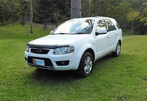 $55 P/Week 7 SEATER 2010 TS TERRITORY NO DEPOSIT FINANCE Worongary Gold Coast City Preview