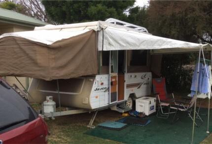 Jayco Eagle campervan