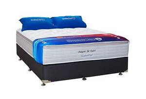 As New Slumbercare Pillow Top King Size Mattress Worth $2000 Beaconsfield Fremantle Area Preview
