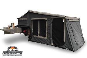 Platinum Trooper Soft Floor Camper Molendinar Gold Coast City Preview
