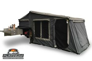 Platinum Trooper Soft Floor Camper Dandenong South Greater Dandenong Preview