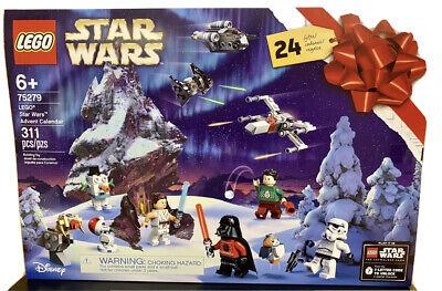Lego Disney Star Wars Advent Calendar 75279 New Sealed 2020!