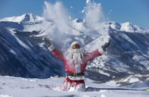 I'm selling my Christmas Timeshare in Banff.