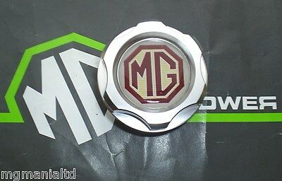 MGZR MG ZR Billett Alloy Oil Filler Brand New With Various Logos