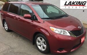 2014 Toyota Sienna LE 8 SEATER EXCELLENT CHOICE & EXTENDED WARRA