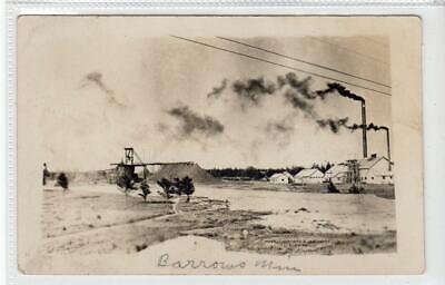 BARROWS: Minnesota USA postcard (C60654)