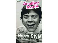 Another Man Magazine, Harry Styles