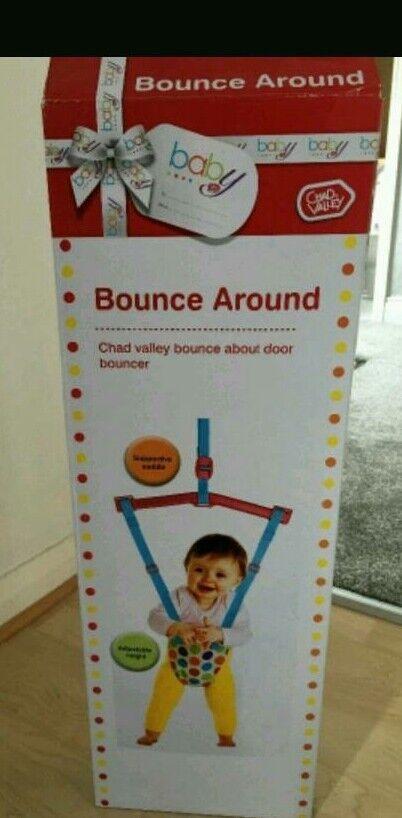 Chad Valley door bouncer new