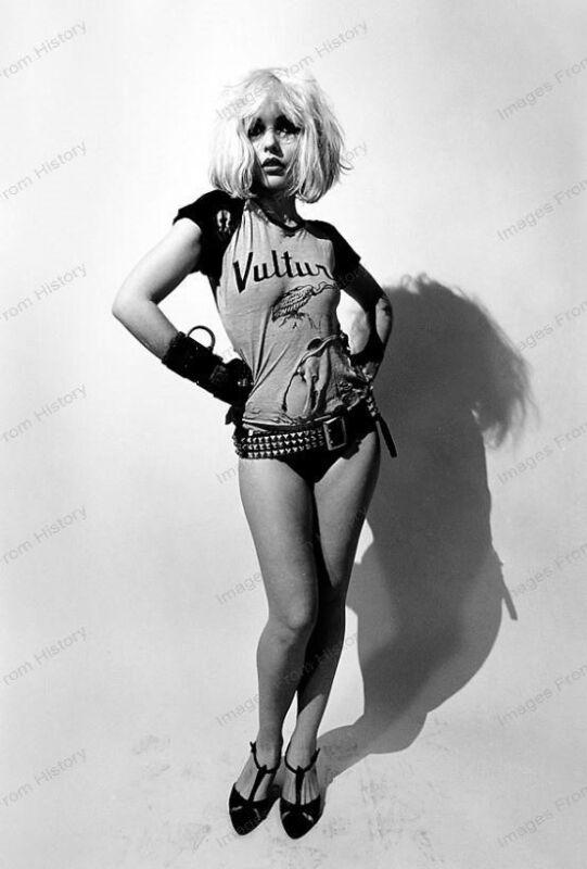 8x10 Print Debbie Harry Blondie 1975 #DH23