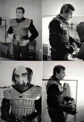 Klingon Uniform Pattern, Movies, Next Generation, Deep Space 9