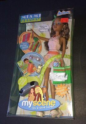 2005 My Scene Miami Getaway Madison Barbie Doll NRFB New AA