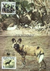 Guinea 1987 Mi MK 1194-97 WWF Animals Pets Tiere Zwierzęta Hund Dog Psy - <span itemprop='availableAtOrFrom'> Dabrowa, Polska</span> - Guinea 1987 Mi MK 1194-97 WWF Animals Pets Tiere Zwierzęta Hund Dog Psy -  Dabrowa, Polska