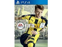 Fifa 17 PS4 excellent condition