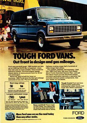1980 Ford Van photo