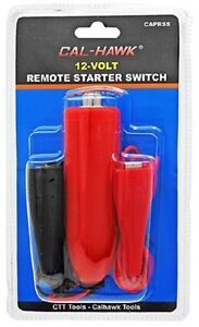 12V  REMOTE STARTER SWITCH 12 VOLT PUSH BUTTON ENGINE DIAGNOSIS STARTER SWITCH