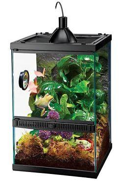 Tropical Vertical Reptile Starter Kit Terrarium Zilla
