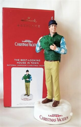 Hallmark 2021 National Lampoons Christmas Vacation Best-Looking House Ornament