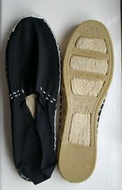 BRAND NEW Authentic Spanish espadrilles Size EU39 (UK6)