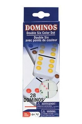 Mini Dominoes Set Of 28 Travel Crafts 1 1 8  X 1 2  Small