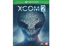 Xcom 2 and Skyrim Xbox one (great condition)