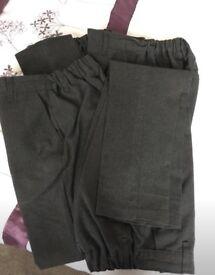 M&S boys school trousers 7years
