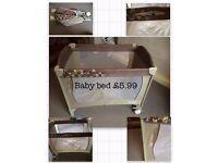 Big Baby bed