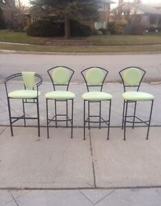 Set of BarChairs (Four)