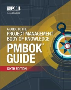 PMBOK GUIDE 6th Edition