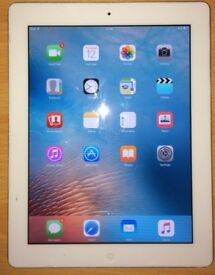 iPad 2 16gb white wifi only £70 - Comes with box and charger -