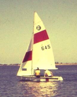 125 Sailing Dinghy for Sale