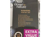 Tommee tippie closure to nature starter set