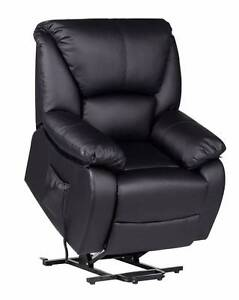 BRAND NEW Electric Lift Recliner Disability Chair BLACK MAVERICK New Farm Brisbane North East Preview