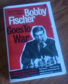 Are you or one of your friends into chess? This book might interest you ...