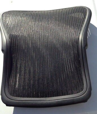 Herman Miller Aeron Replacement Back Frame With Mesh Size B Medium Graphite