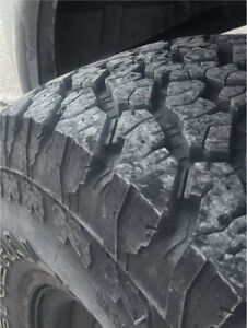 265/70/17 Dodge Ram Rims and Tires