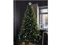 Brand new Boxed Bluetooth pre-lit 6ft 6in Artificial Christmas Tree