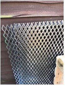 8x4 steel mesh expanded mesh