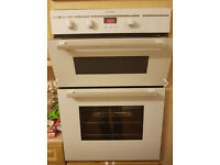 Indesit FIMD 23 WHS Electric built in double oven