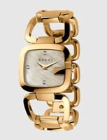 Gucci yellow gold watch for sale
