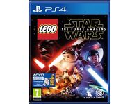 LEGO Star Wars: The Force Awakens Sony PlayStation 4 PS4 Like NEW